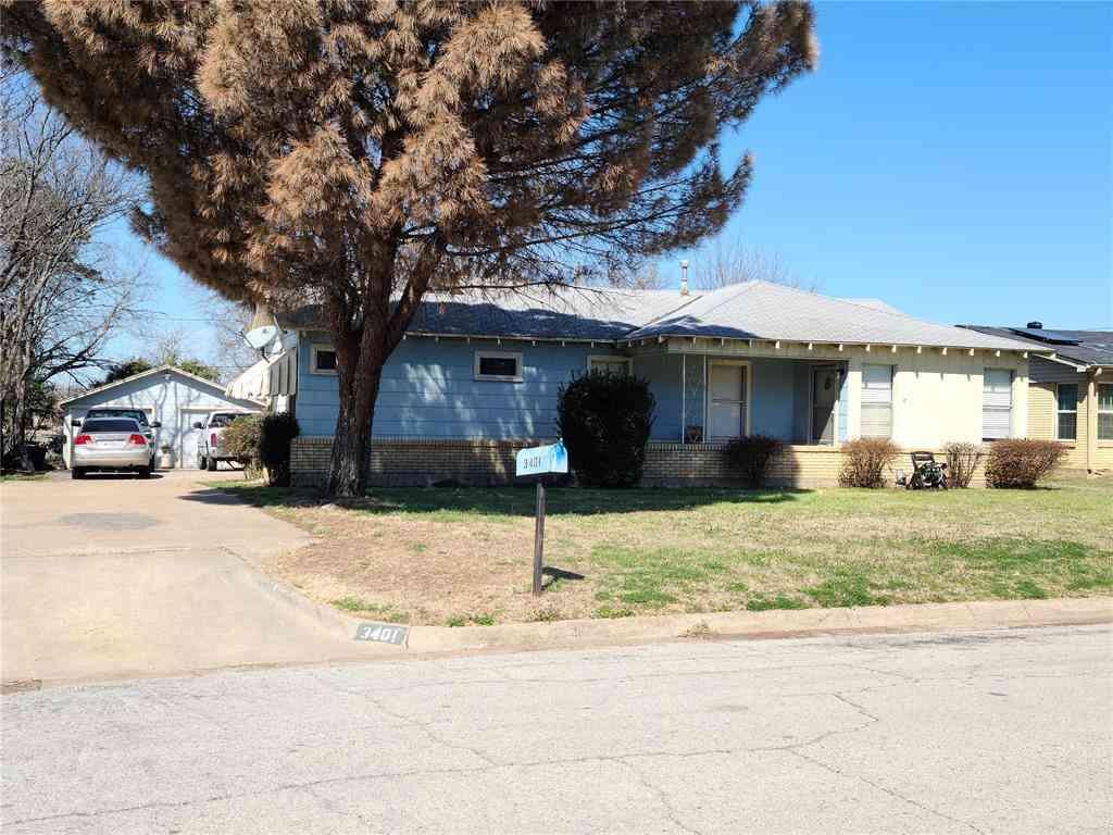 3401 Crites Street, Richland Hills, TX, 76118,