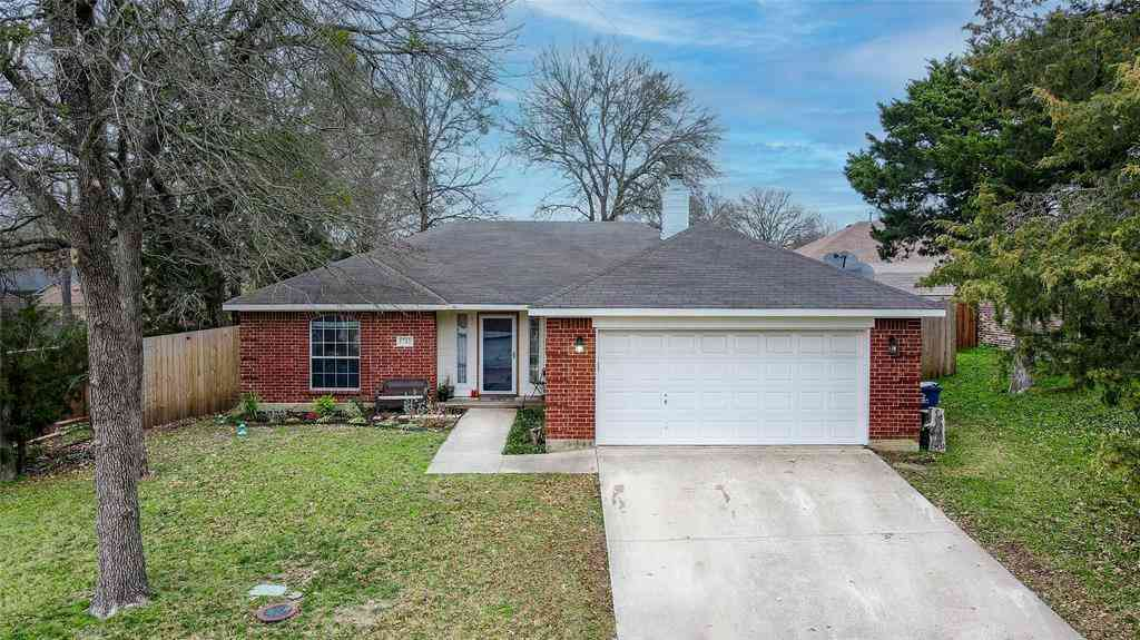 1742 Oxford Drive, Kaufman, TX, 75142,