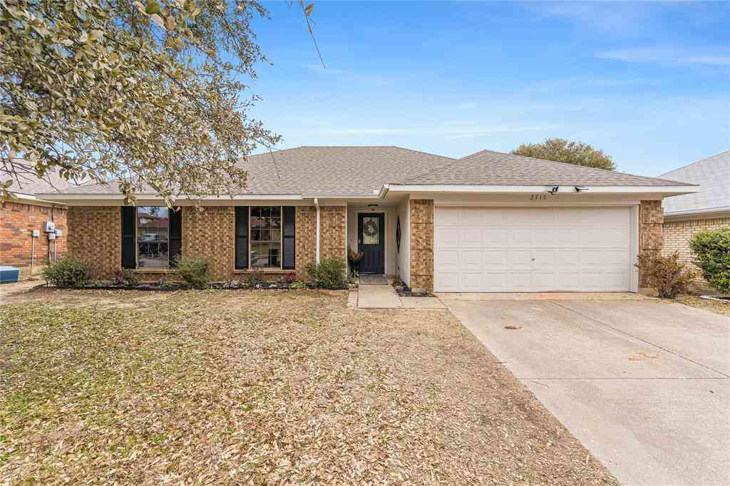 2716 Echo Point Drive, Fort Worth, TX, 76123,