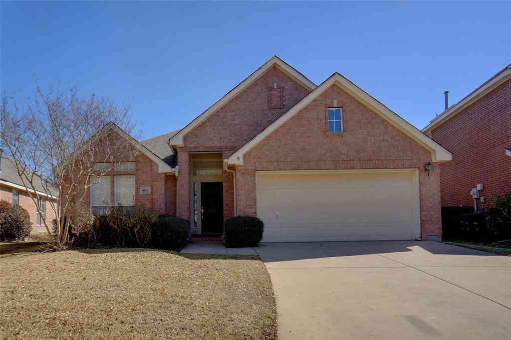 8013 Belladonna Drive, Fort Worth, TX, 76123,