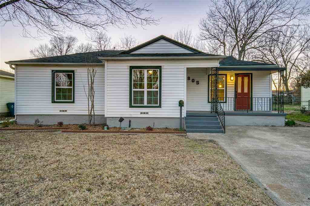 805 Sylvan Drive, Garland, TX, 75040,
