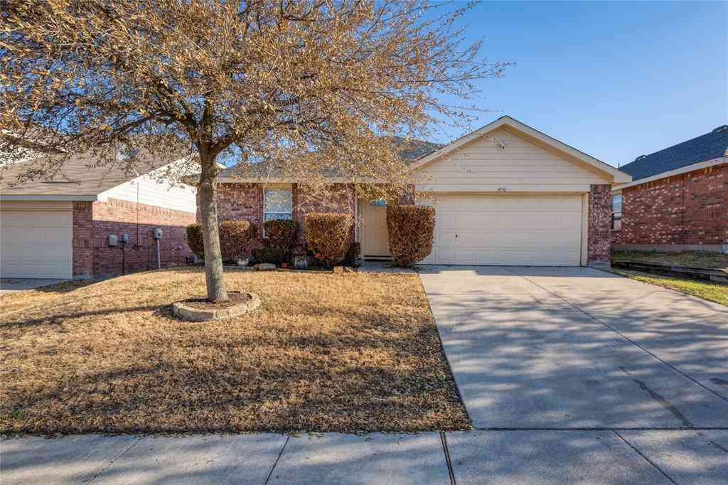 4932 Water Ridge Lane, Fort Worth, TX, 76179,