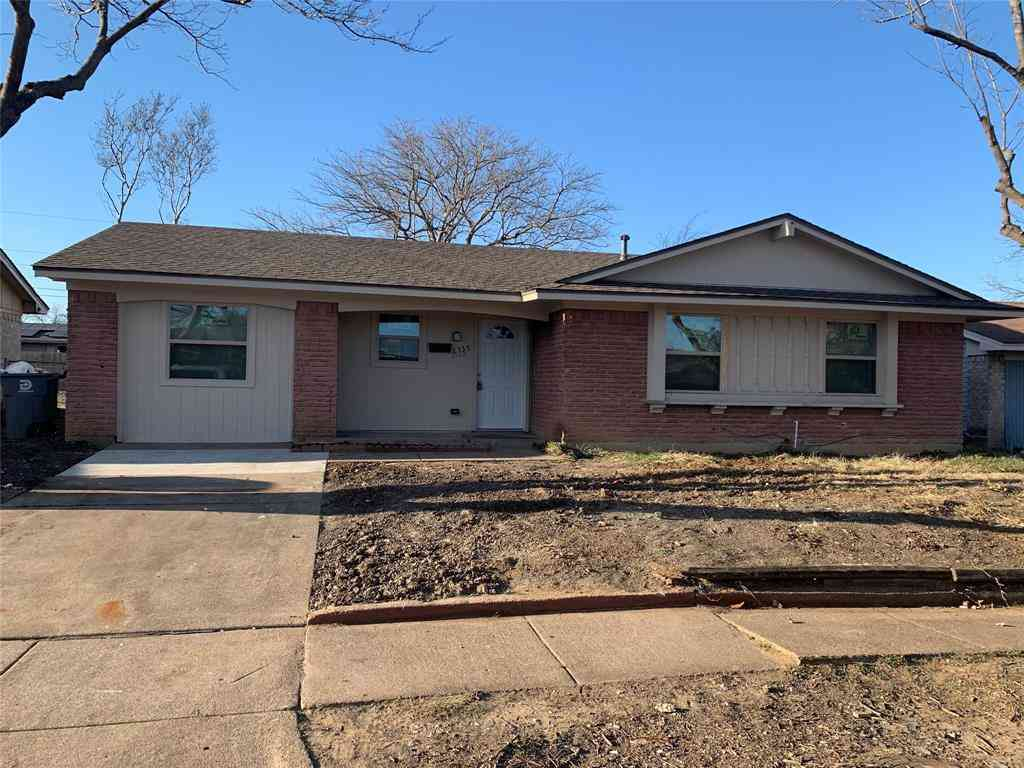 3535 Frosty Trail, Dallas, TX, 75241,