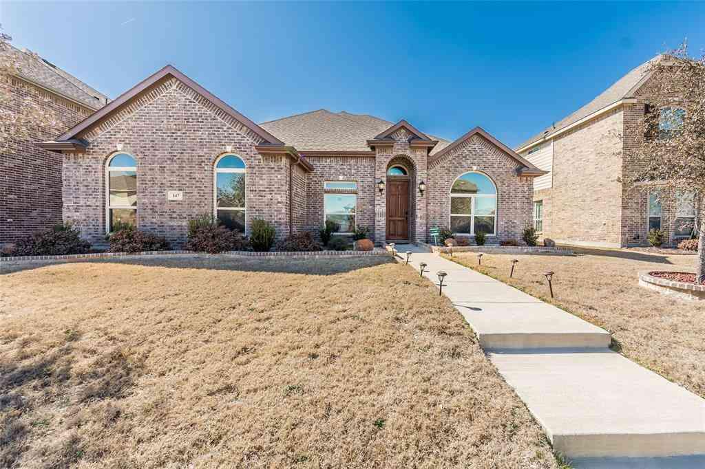 147 Oak Bend Drive, Red Oak, TX, 75154,
