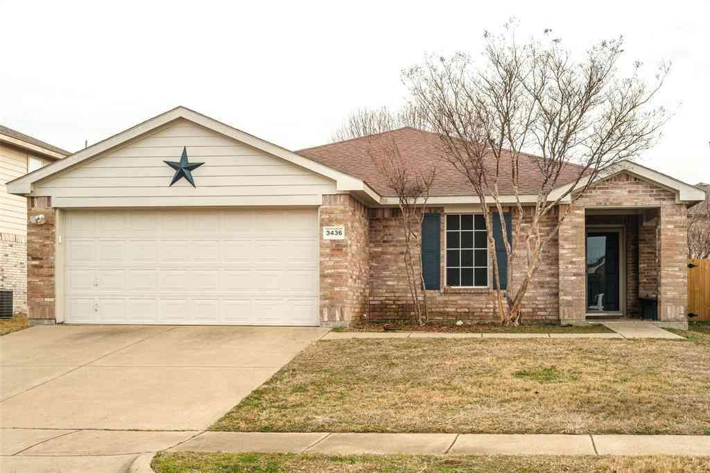 3436 Sedaila Ranch Road, Fort Worth, TX, 76262,