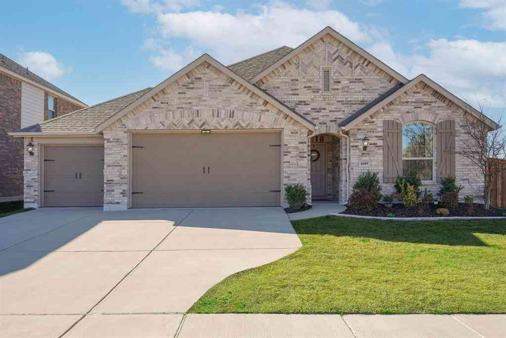 1605 Pike Drive, Forney, TX, 75126,