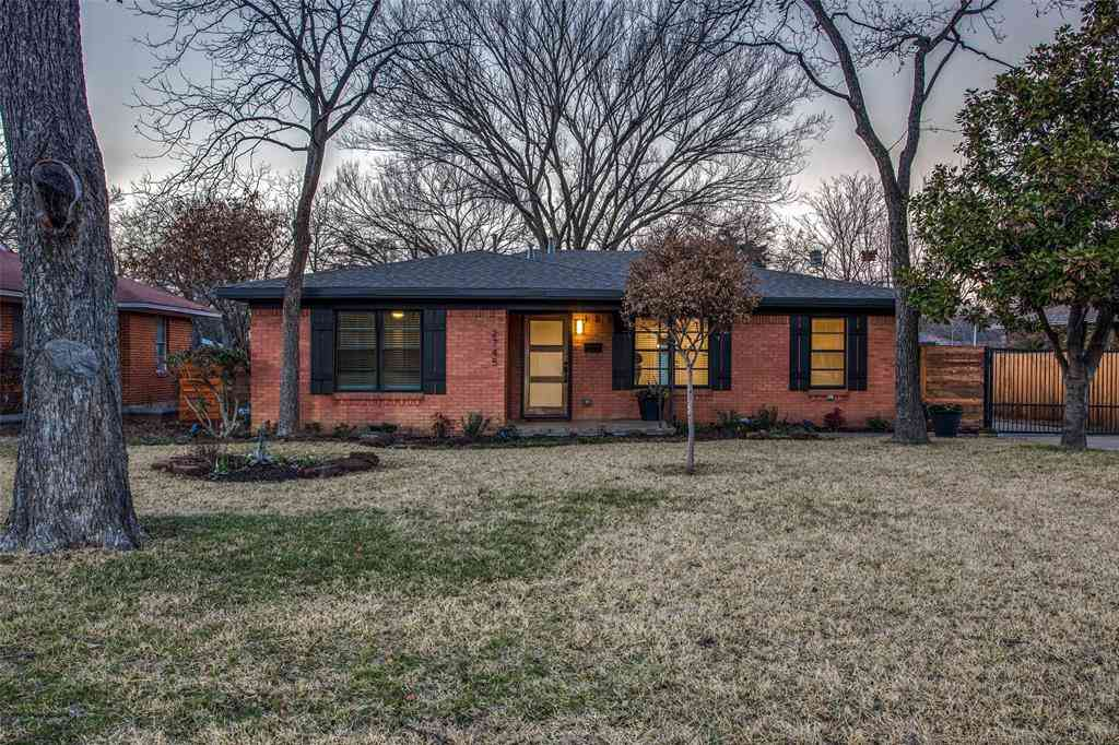 2745 Southwood Drive, Dallas, TX, 75233,