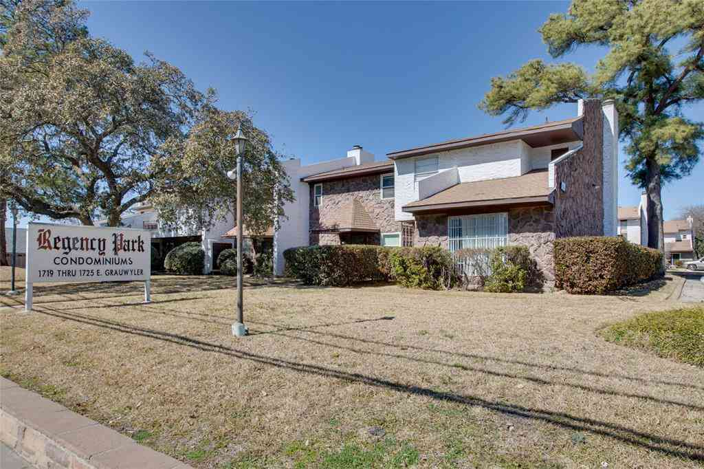1719 E Grauwyler Road #112, Irving, TX, 75061,