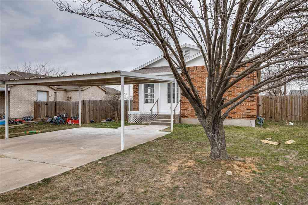 1232 Cherokee Street, Weatherford, TX, 76086,
