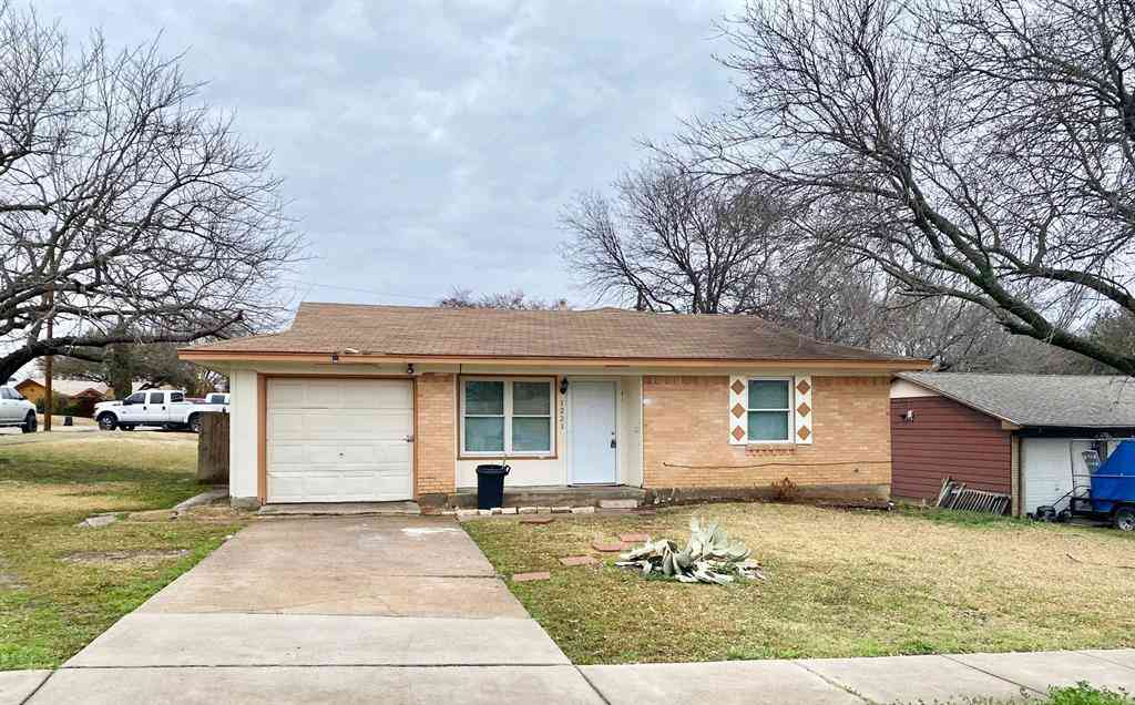 1221 Rusk Drive, Mesquite, TX, 75149,