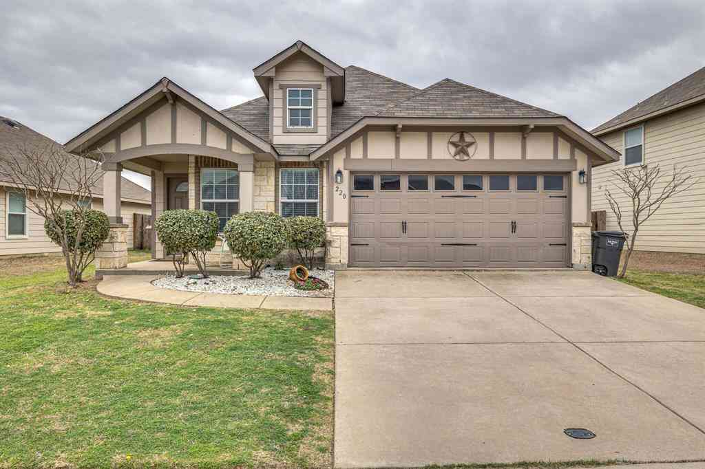 220 Chalk Mountain Drive, Fort Worth, TX, 76140,