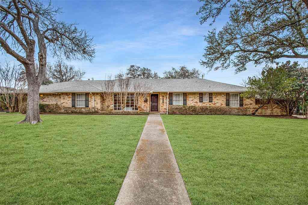 3747 Townsend Drive, Dallas, TX, 75229,