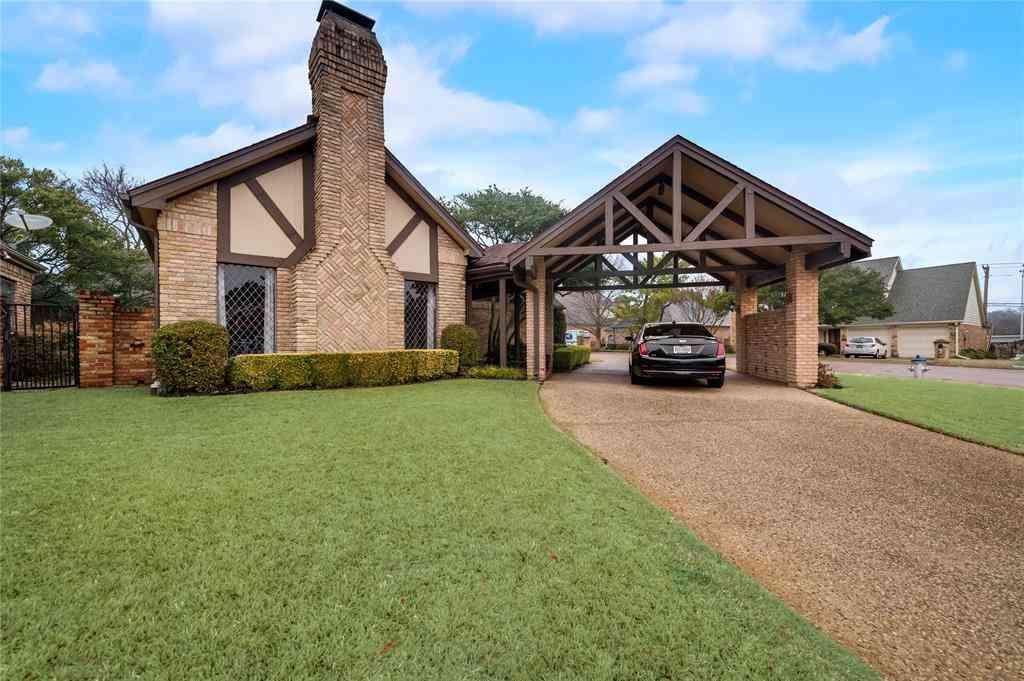16015 Chalfont Circle, Dallas, TX, 75248,