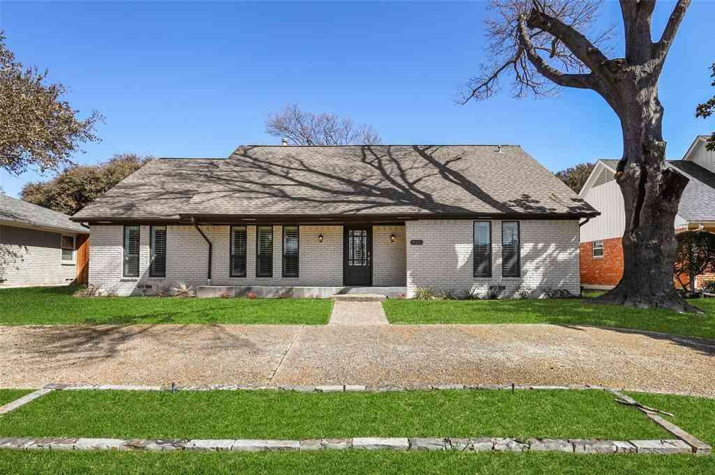 9363 Hunters Creek Drive, Dallas, TX, 75243,