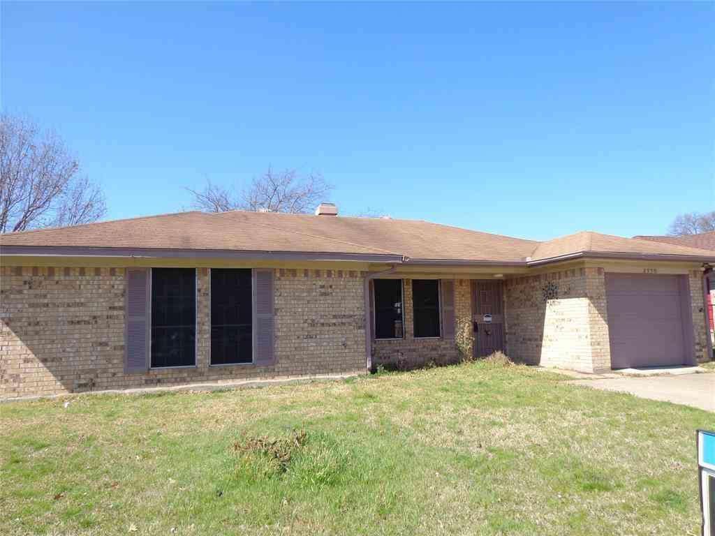 4729 Kristie Drive, Balch Springs, TX, 75180,