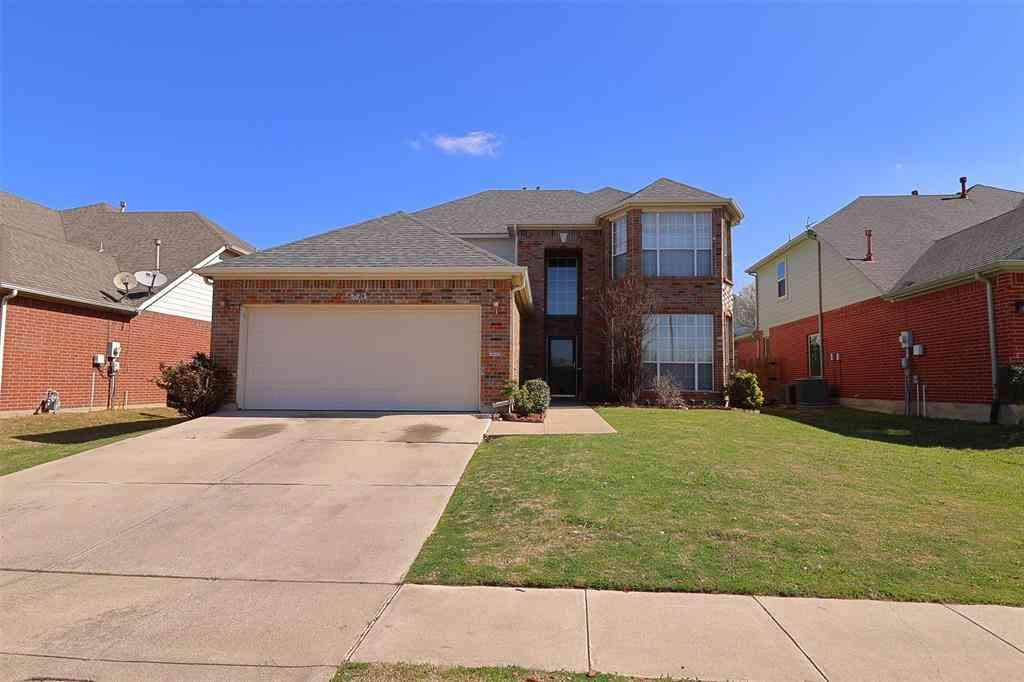 7924 Rushmore Court, Fort Worth, TX, 76137,
