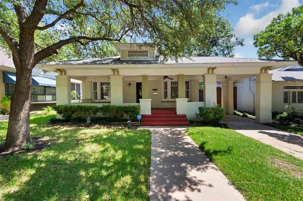 1415 Clover Lane, Fort Worth, TX, 76107,