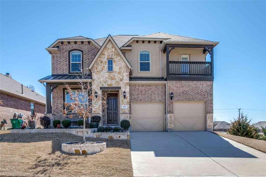 5517 Ridgeson Drive, Mckinney, TX, 75071,