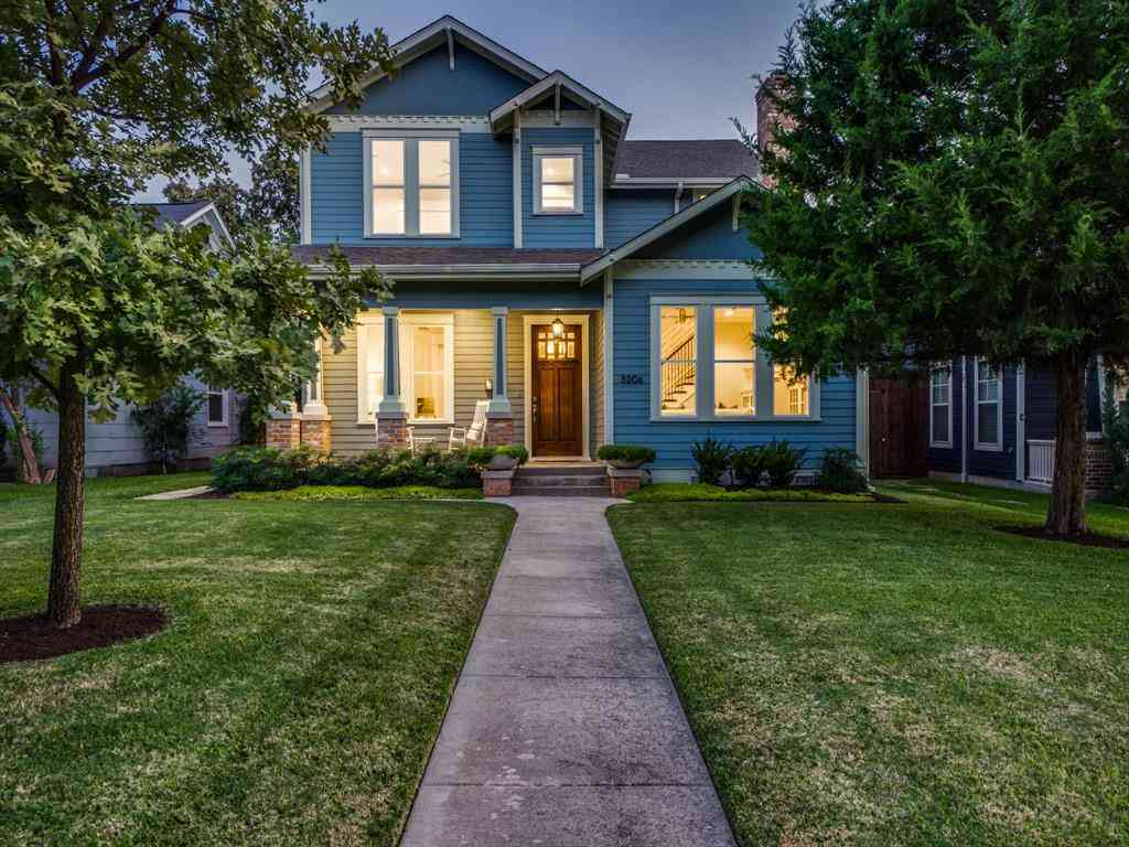 5206 Miller Avenue, Dallas, TX, 75206,