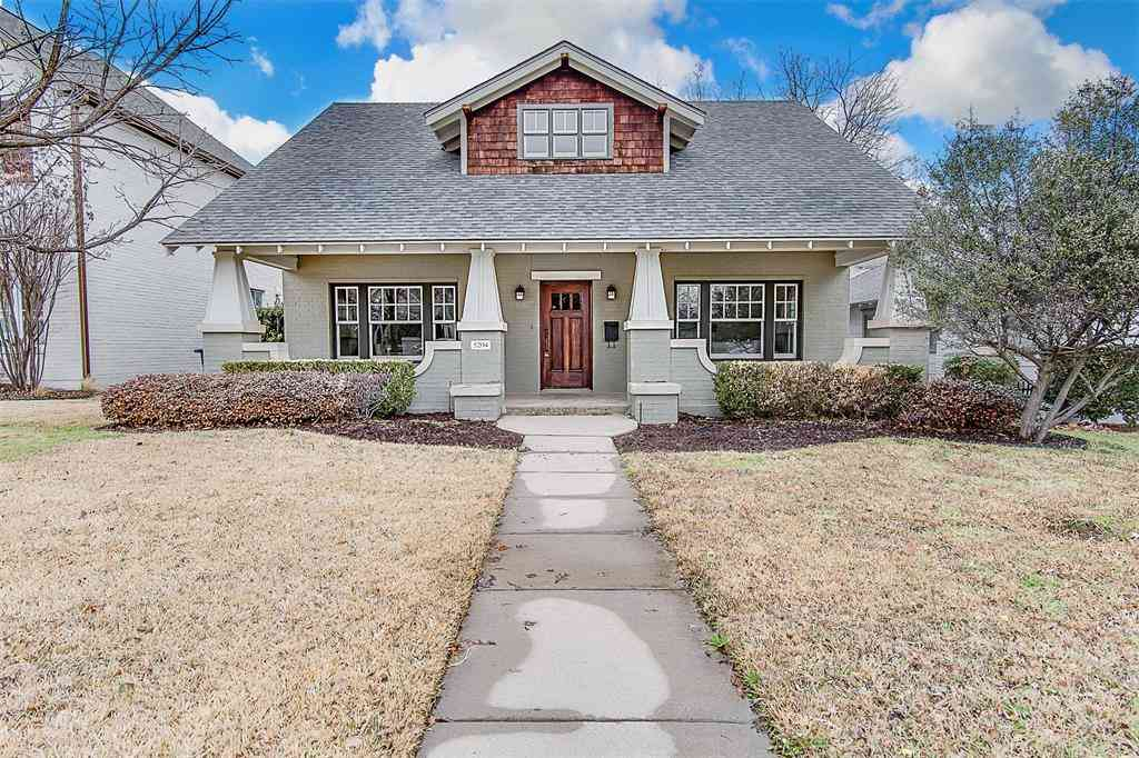 5204 El Campo, Fort Worth, TX, 76107,