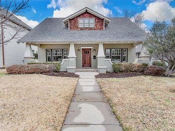 5204 El Campo, Fort Worth, TX, 76107,