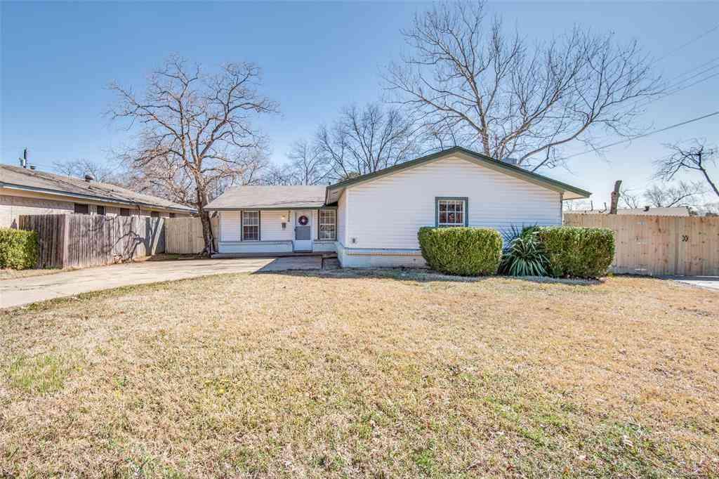 3120 Witton Street, Irving, TX, 75062,