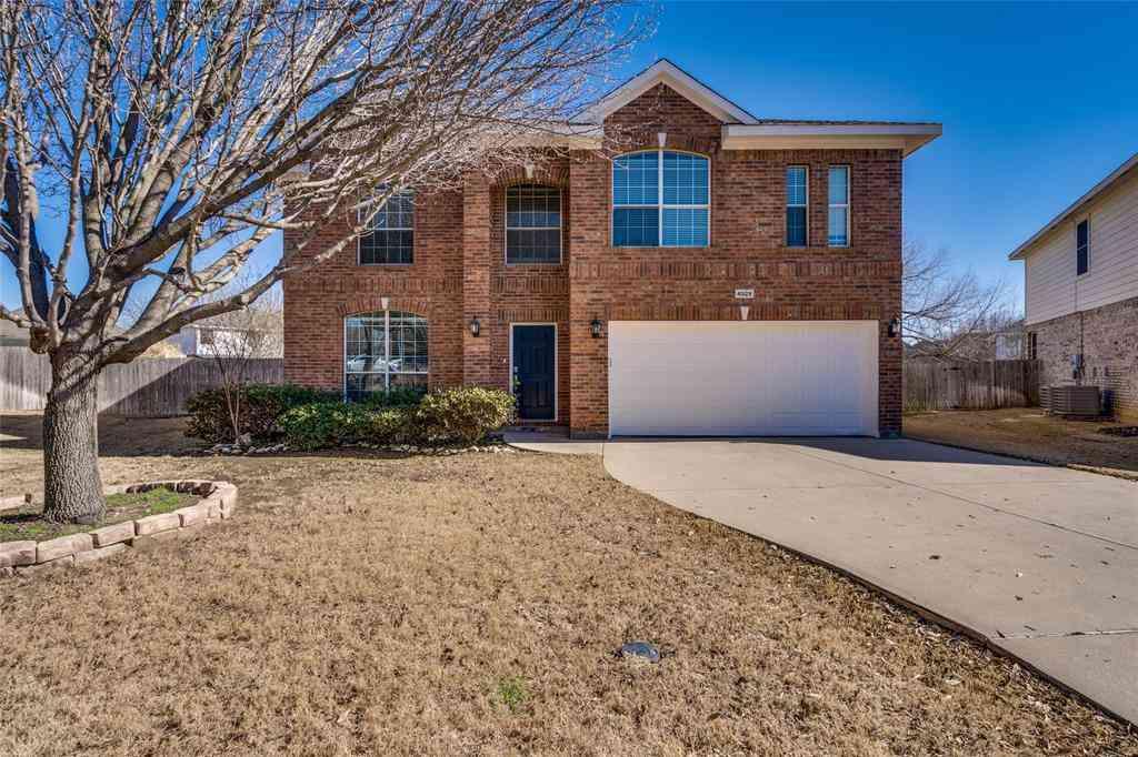 4929 Sunset Ridge Drive, Fort Worth, TX, 76123,