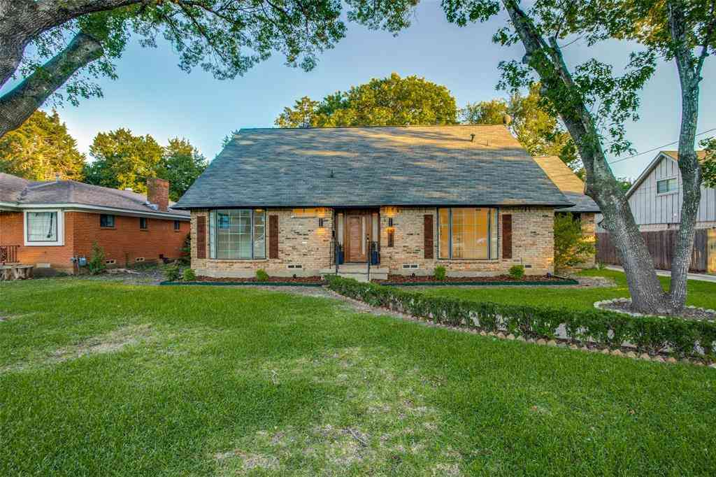 2846 Bridal Wreath Lane, Dallas, TX, 75233,