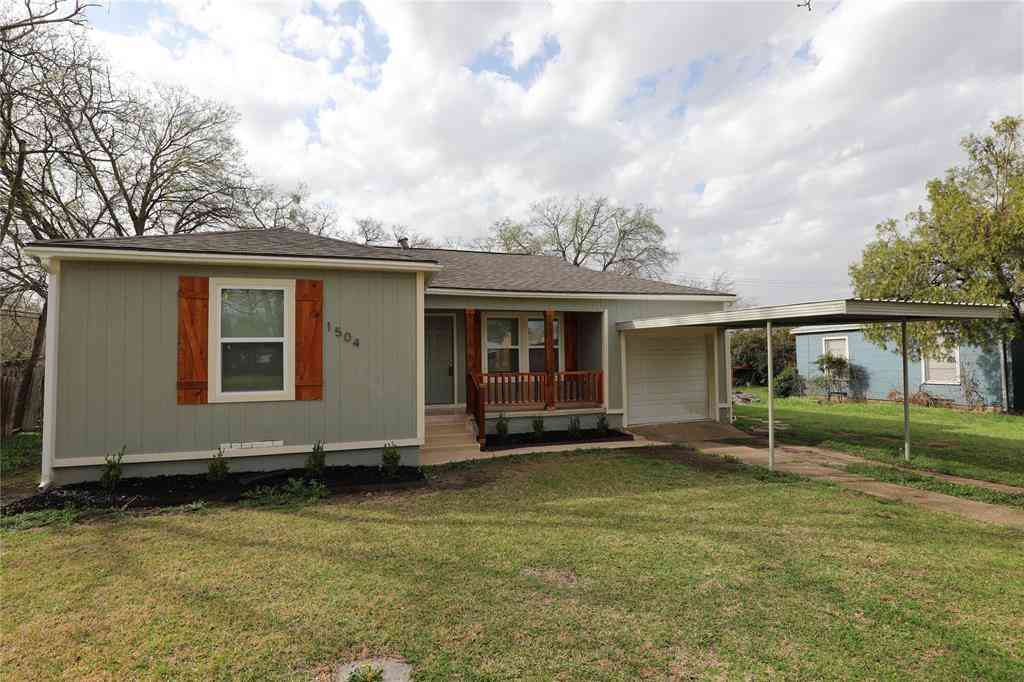1504 Lakewood Drive, Garland, TX, 75042,