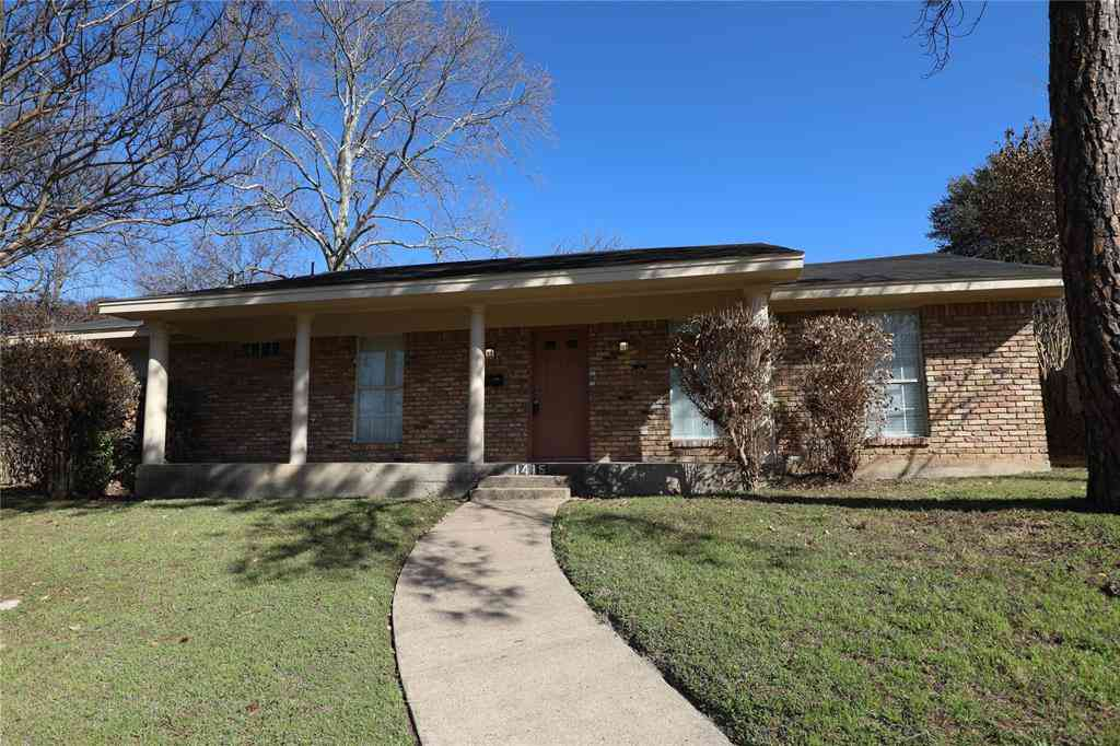 1415 Reynoldston Lane, Dallas, TX, 75232,