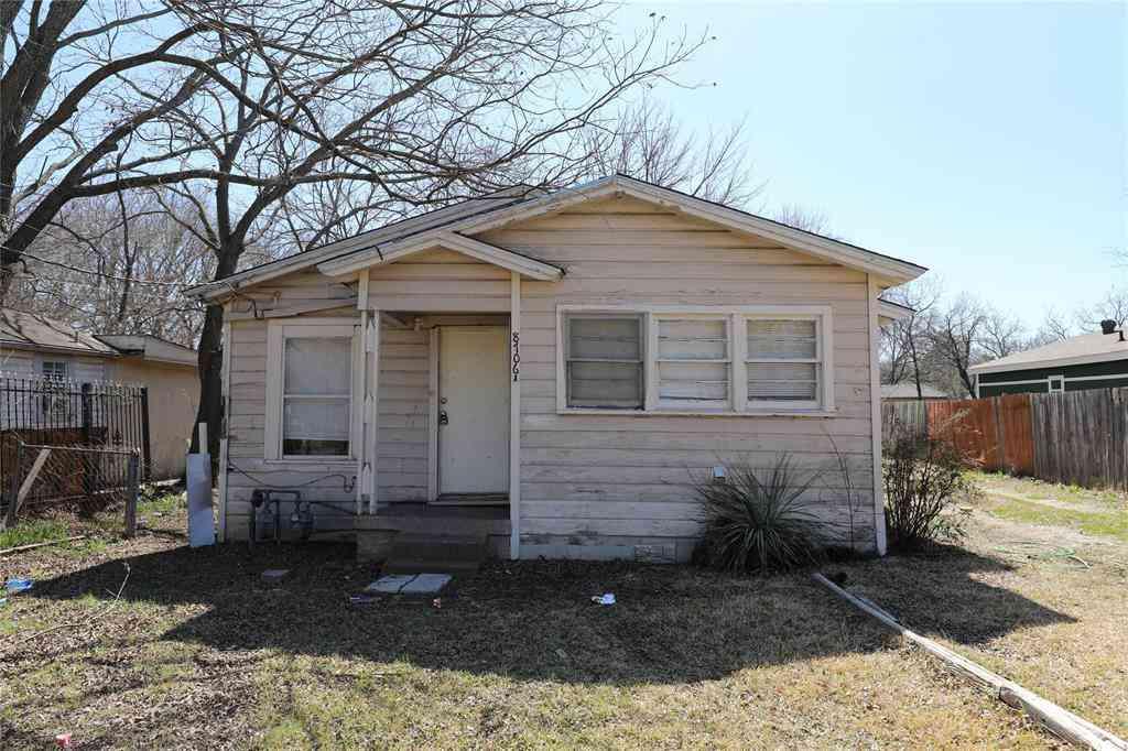 8706 Dunlap Street, Dallas, TX, 75217,