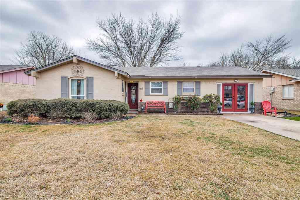1418 Greencove Drive, Garland, TX, 75040,