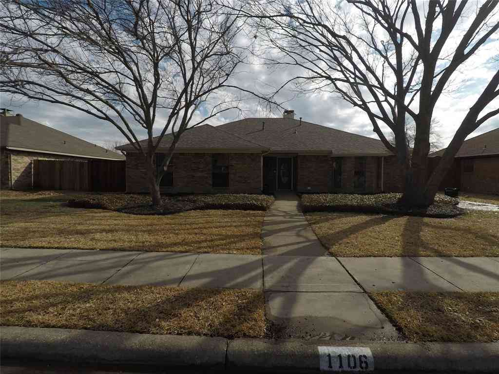 1106 Clearview Drive, Allen, TX, 75002,