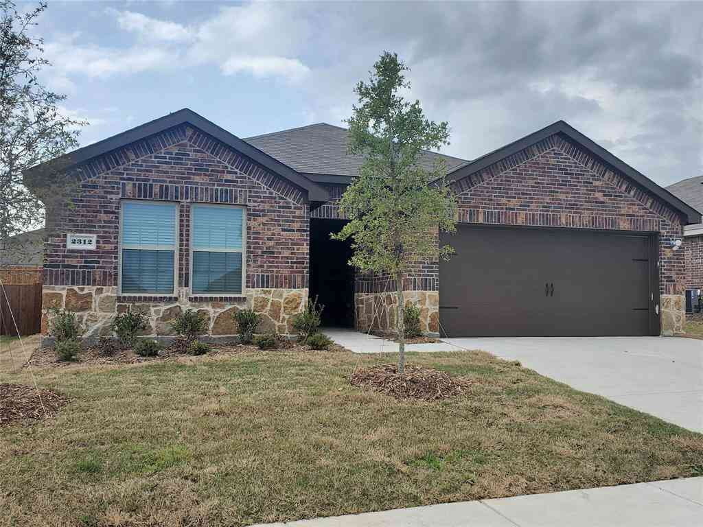 2312 French Street, Fate, TX, 75189,