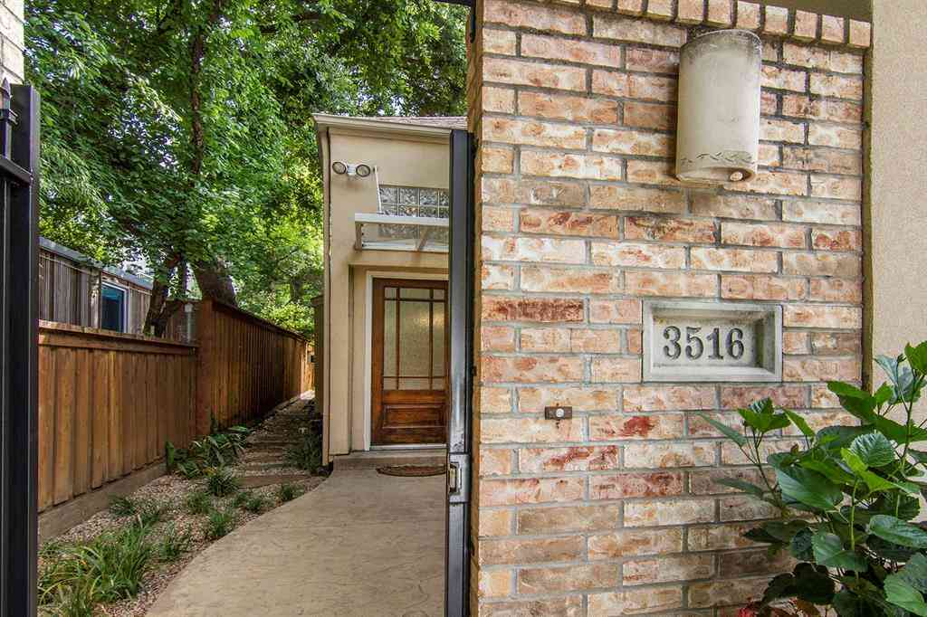 3516 Routh Street, Dallas, TX, 75219,