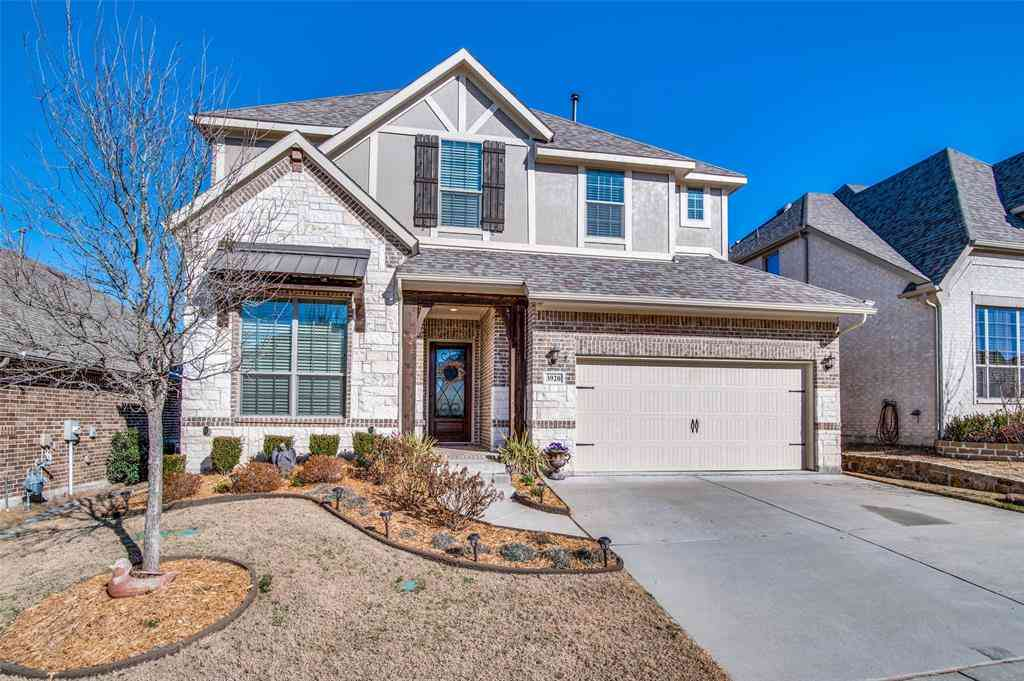 3920 Ramble Creek Drive, Mckinney, TX, 75071,