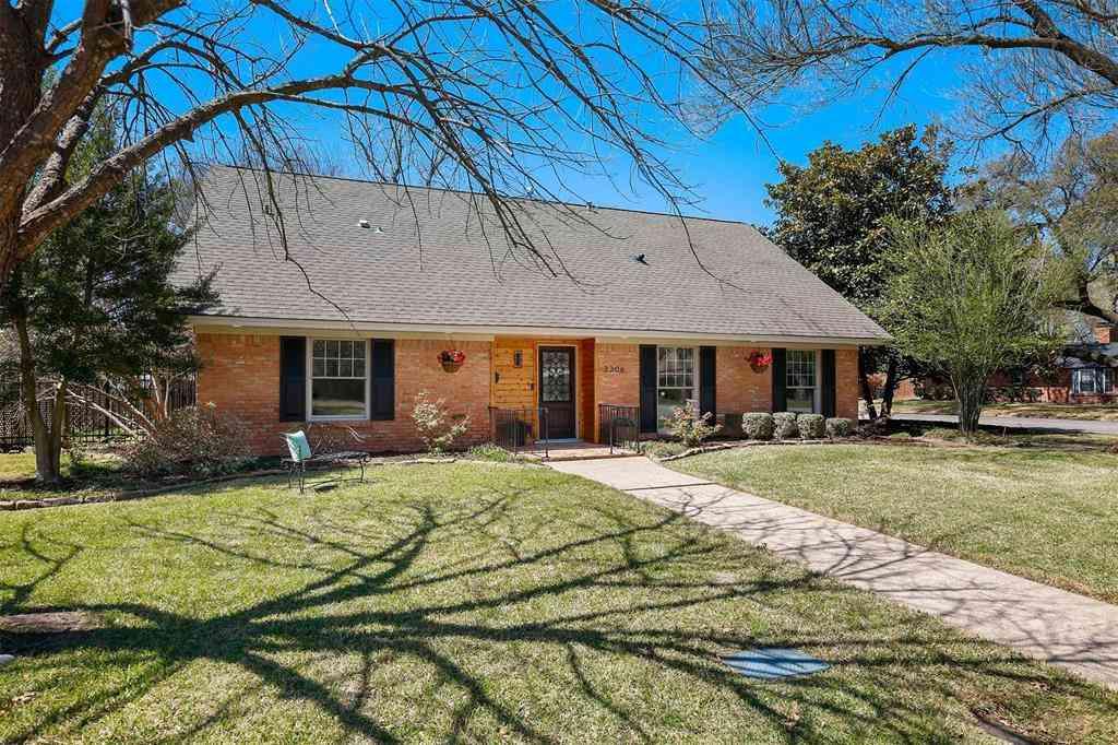 3206 Camelot Drive, Dallas, TX, 75229,