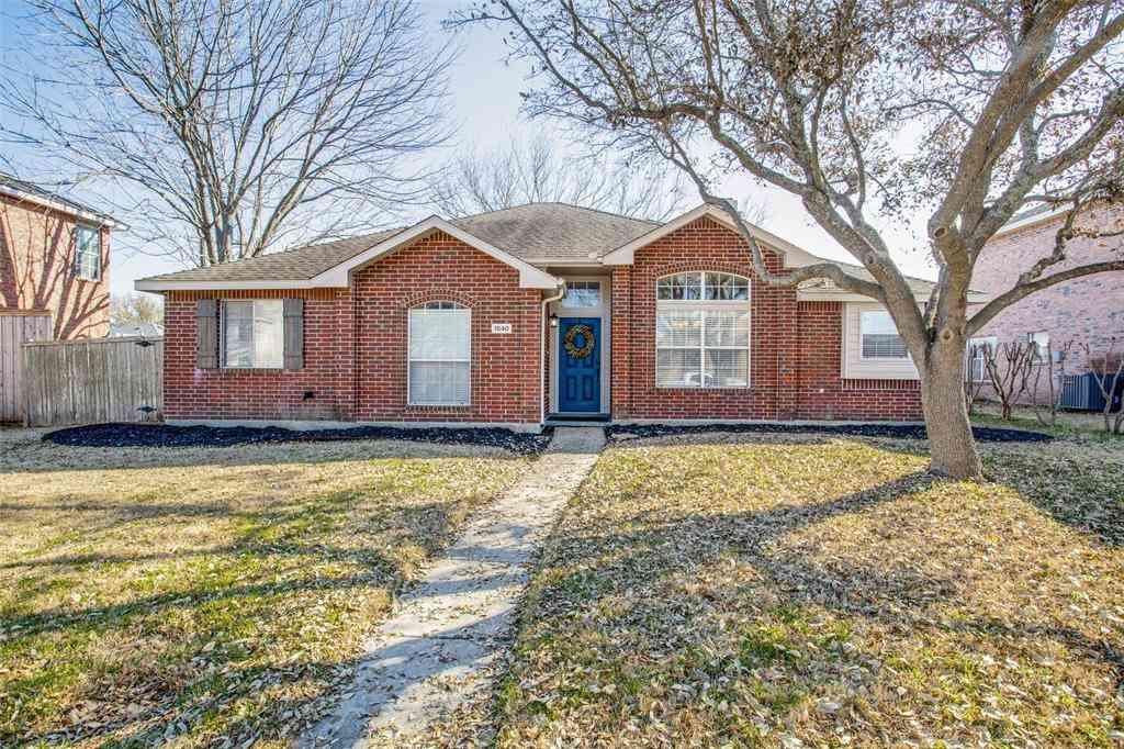 1540 Home Park Drive, Allen, TX, 75002,