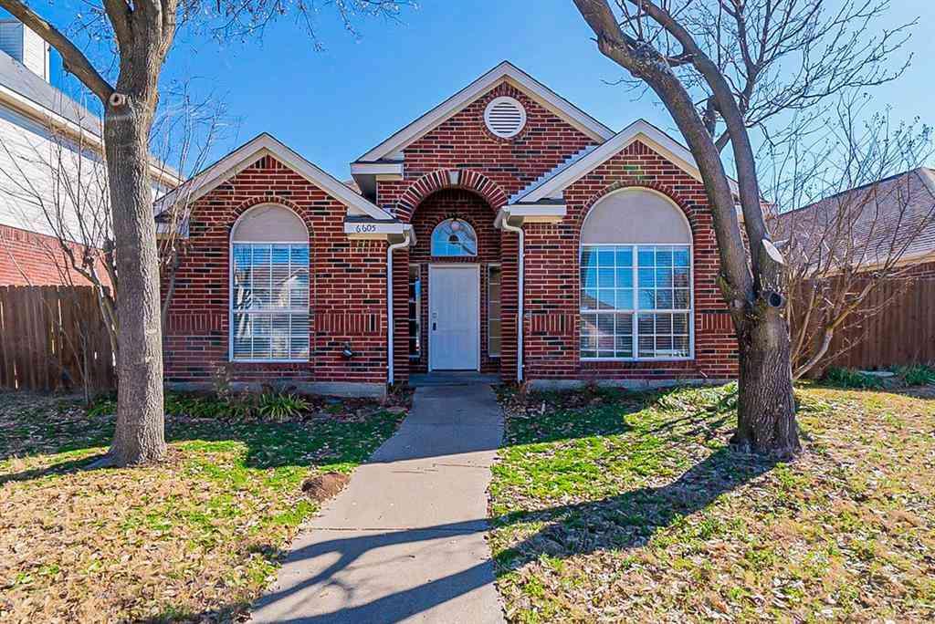 6605 White Oak Drive, Rowlett, TX, 75089,