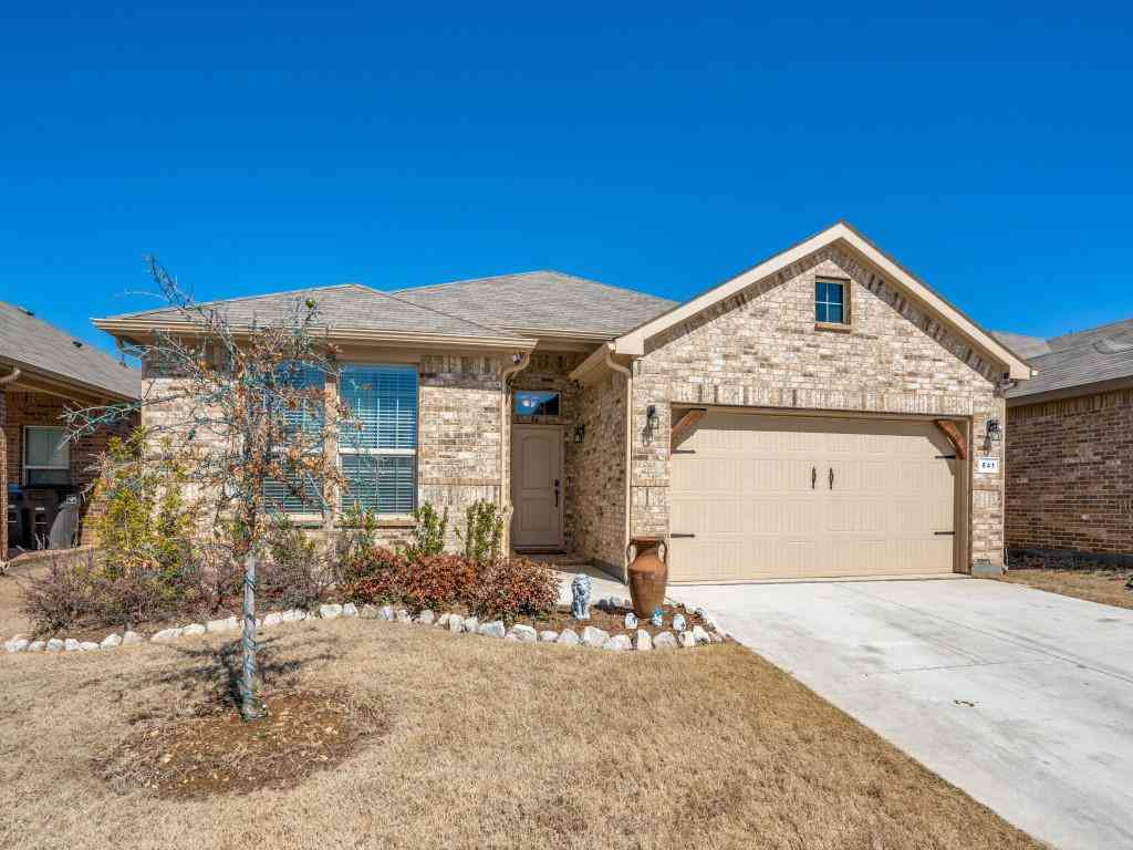 841 Meadow Scape Drive, Fort Worth, TX, 76028,
