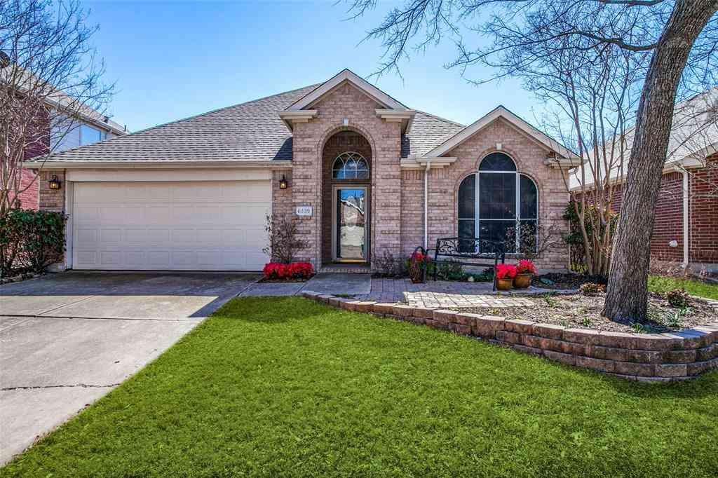 6109 BERKSHIRE Road, Mckinney, TX, 75072,