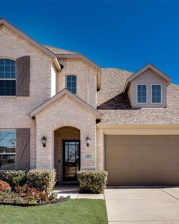 1597 Wyler Drive Forney, TX, 75126