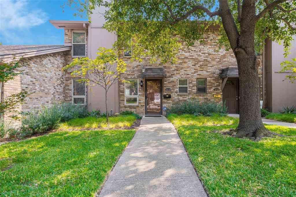 10728 Sandpiper Lane #20, Dallas, TX, 75230,