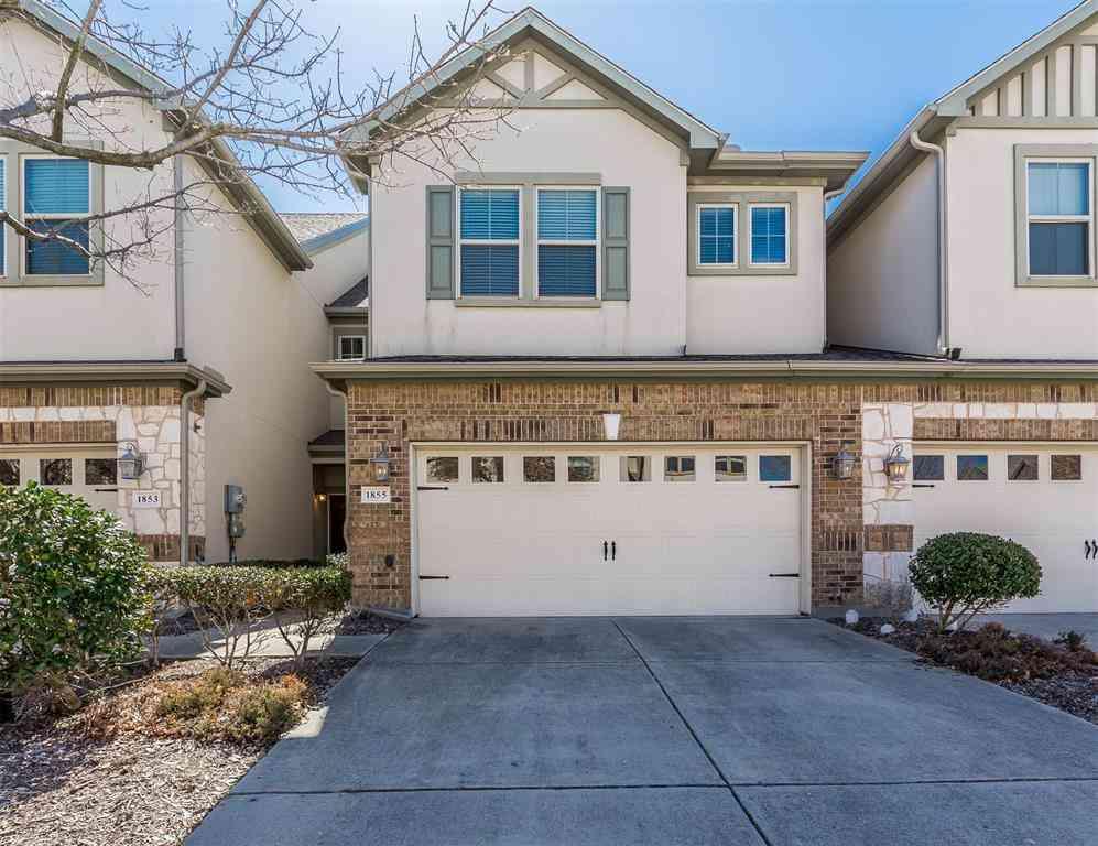 1855 Villa Drive, Allen, TX, 75013,