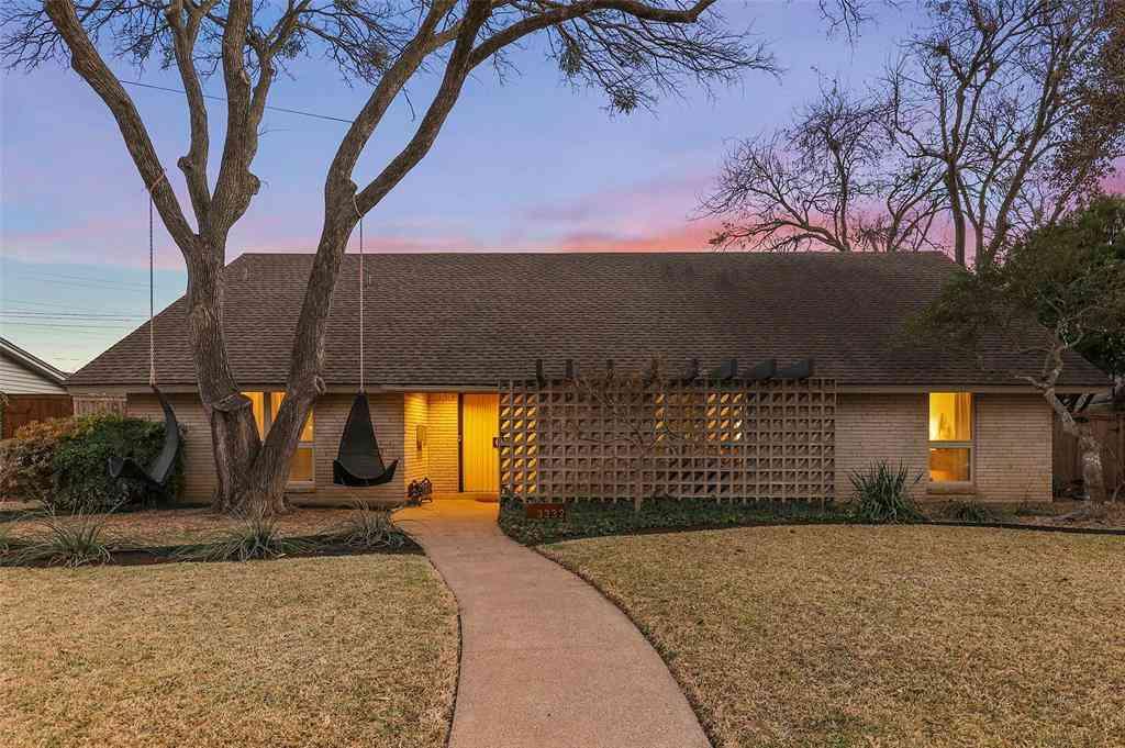 3332 Camelot Drive, Dallas, TX, 75229,