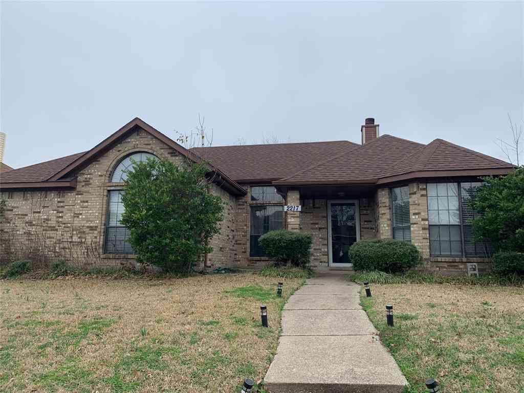 2217 Bent Brook Drive, Mesquite, TX, 75181,