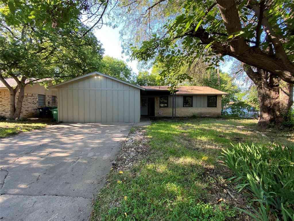 1708 Emery Street, Denton, TX, 76201,