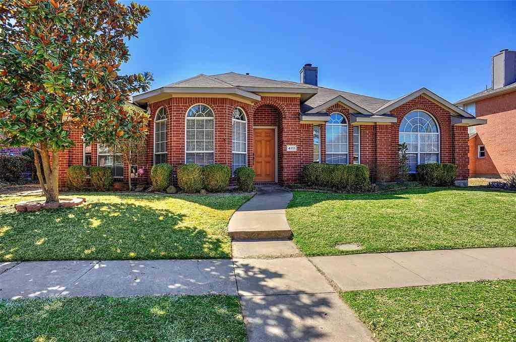 4111 English Ivy Drive, Mckinney, TX, 75070,
