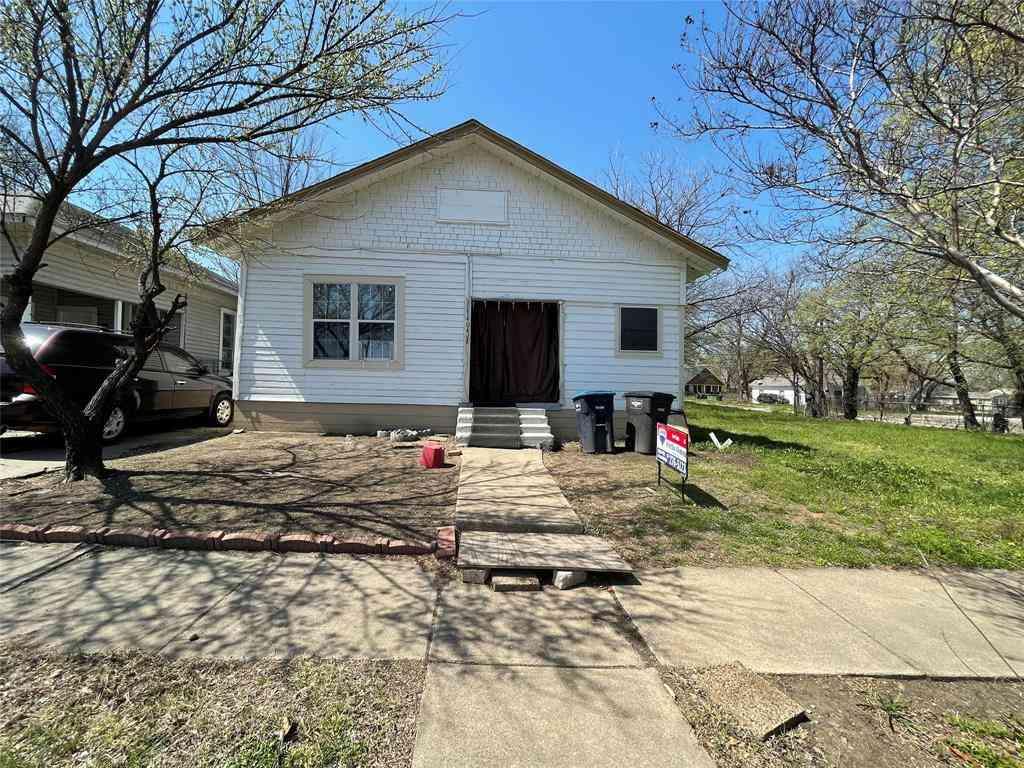 1404 Evans Avenue, Fort Worth, TX, 76104,