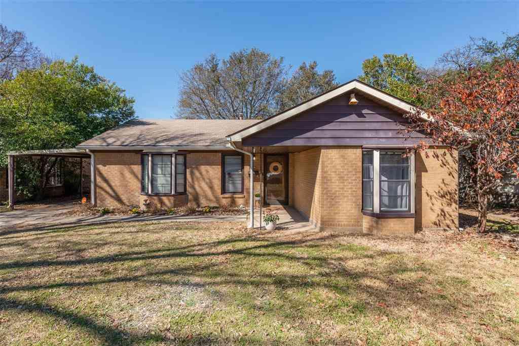 749 Schilder Drive, River Oaks, TX, 76114,